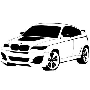 Bmw X X Free Images At Clker Com Vector Clip Art