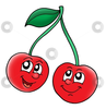 Animated Cherries Image