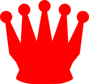 Shared By  MMK 02-29-2012Red Queen Crown Clip Art