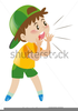 Little Girl Boy Clipart Image