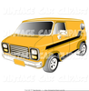 Royalty Free Truck Clipart Image