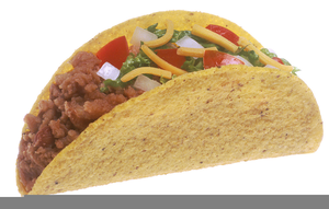 Mexican Taco Clipart Free Images At Clker Com Vector Clip Art Online Royalty Free Public Domain