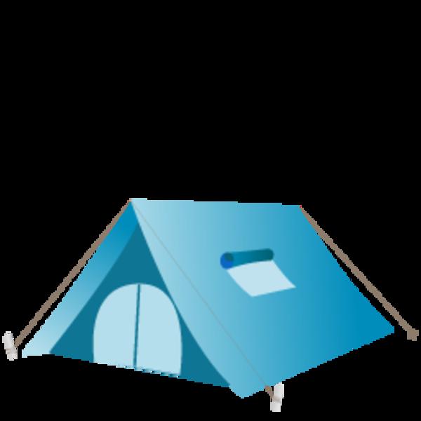 Tent | Free Images at Clker.com - vector clip art online ...