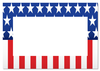 Clipart Patriotic Page Borders Image