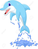 Dolphins Animation Clipart Free Image