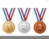 Free Clipart Medal Award Image