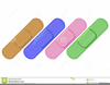 Band Aids Clipart Image
