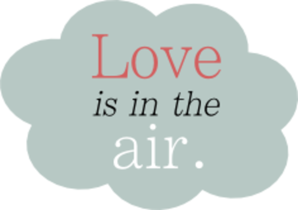 Download Love Is In The Air Cloud Valentine | Free Images at Clker ...
