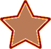 Brown Star Image