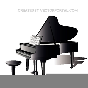 free vector piano clipart free images at clker com vector clip rh clker com free clipart piano pictures free piano clipart black and white