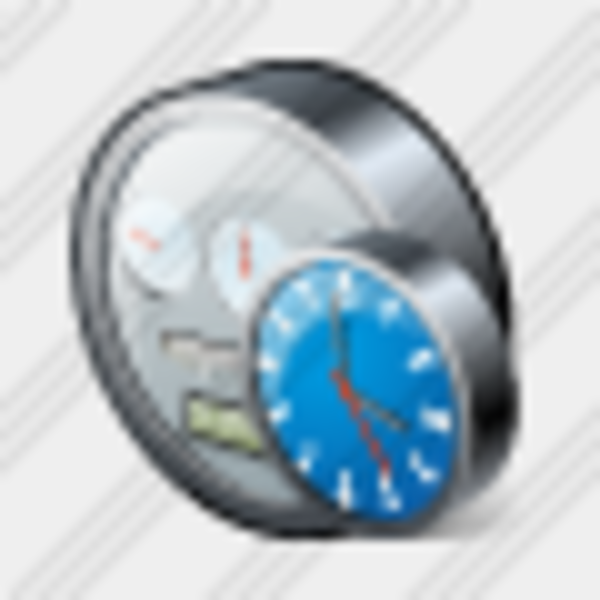 Power Meter Clip Art : Icon power meter clock free images at clker vector