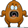 Clipart Scared Image