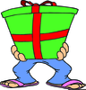Cartoon Clipart Christmas Image