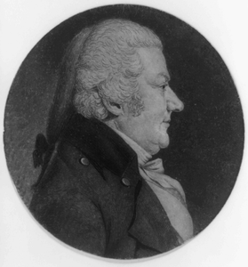 [jonathan Williams, Head-and-shoulders Portrait, Right Profile] Image