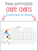 Free Clipart For Chore Charts Image