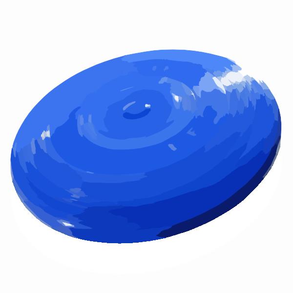 Frisbee Clip Art at Clker.com - vector clip art online, royalty free ...
