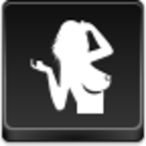 Sexy Girl Icon Image