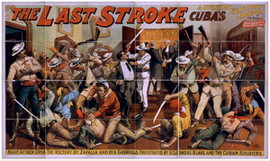 The Last Stroke A Story Of Cuba S Fight For Freedom : By I.n. Morris. Image