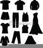 Free Childrens Clothing Clipart Image