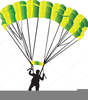 Free Clipart Military Parachuting Image