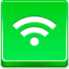 Free Green Button Wireless Signal Image