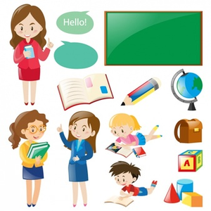 clipart for sunday school teachers free images at clker com rh clker com free clipart for high school teachers clipart for school teachers