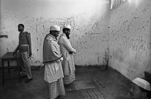 Imam Leads Prayers In Jail F Roll Fm A Tc Image