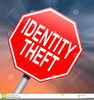 Identity Theft Clipart Image