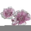 Pink Diamond Brooch Image