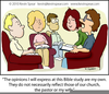 Church Small Group Clipart Image