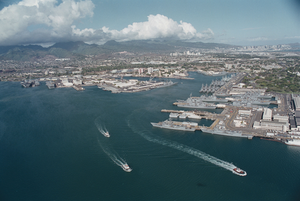 Pearl Harbor, Hawaii Image