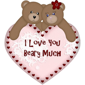 Friends Free Valentine Clipart Image