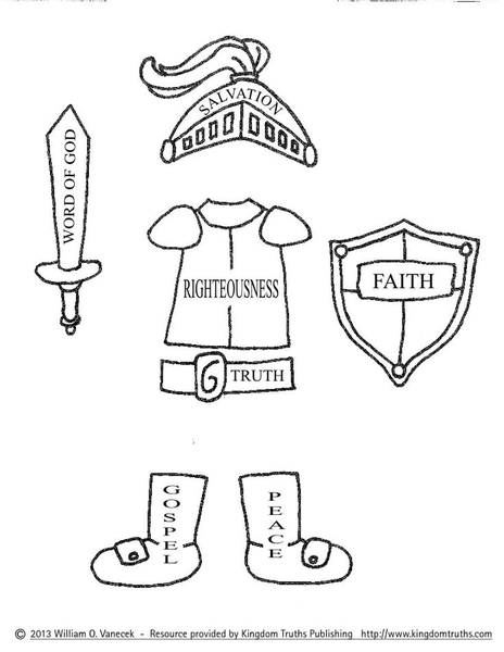 Armor Of God Lds Clipart Free Images At Clker Com Vector Clip