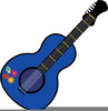 Free Guitar Clipart Images Image