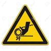 Warning Sign Clipart Image