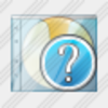 Icon Cd Box Question Image
