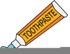 Pictures Of Toothpaste Clipart Image