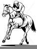 Horse Racing Jpeg Graphics And Clipart Image