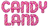 Candyland The Board Game Clipart Image