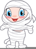 Free Printable Mummy Clipart Image