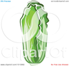 Chinese Cabbage Clipart Image