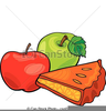 Apple Pie Clipart Free Image