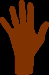 Human hand clip art