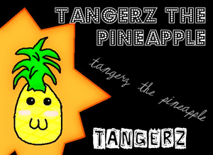 Tangerz The Pineapple Image
