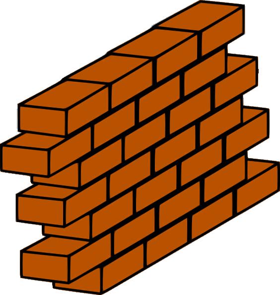 brick wall clip art at clker com vector clip art online royalty rh clker com brick wall clipart green clipart brick wall black and white