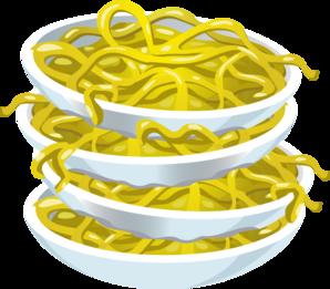 Tangy Noodles Clip Art at Clker.com - vector clip art online, royalty ...