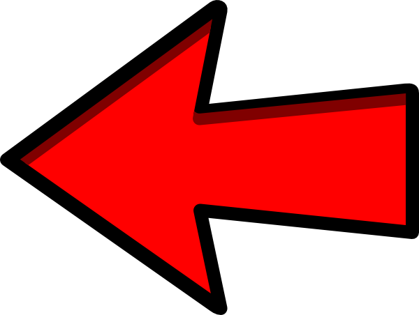 clipart arrow pointing right - photo #27