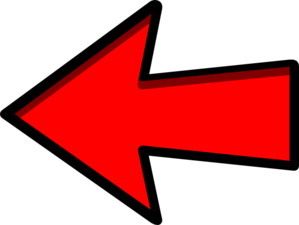 Left Red Arrow Clip Art