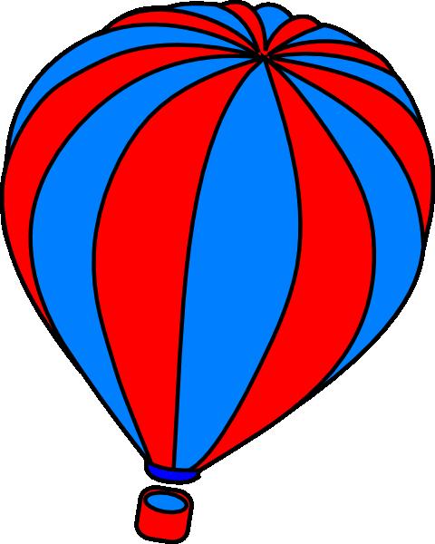 clipart hot air balloon - photo #36