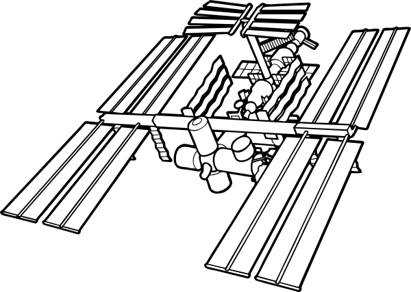 space station clipart - photo #8